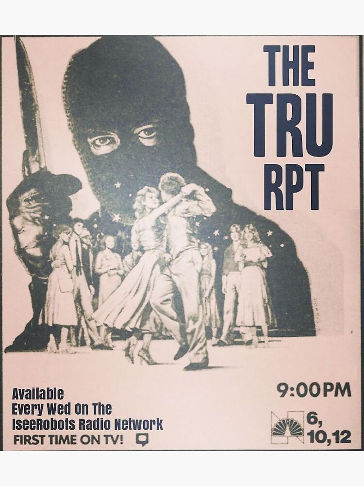 TRU RPT Prom Night Sticker  by IseeRobots