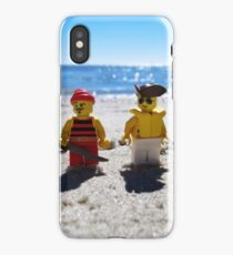 Pirate arrival: now what? iPhone Case/Skin
