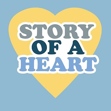 Story Of A Heart: Retro Logo by FizzBang