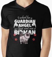 Guardian Angel Birman Cat T-Shirt