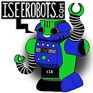 IseeRobots Robo Force Sticker by IseeRobots