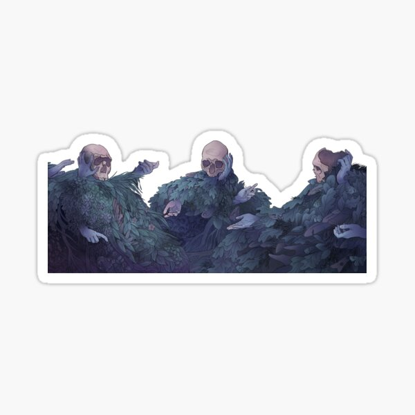 Collaborations Sticker