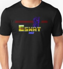 ESWAT - CLASSIC MASTER SYSTEM  Unisex T-Shirt