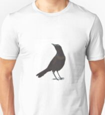 Common Grackle Looking Up T-Shirt
