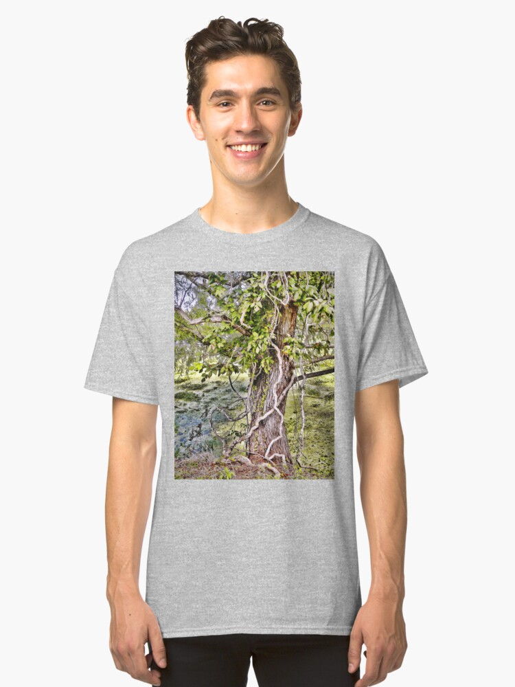 Tree Classic T-Shirt Front