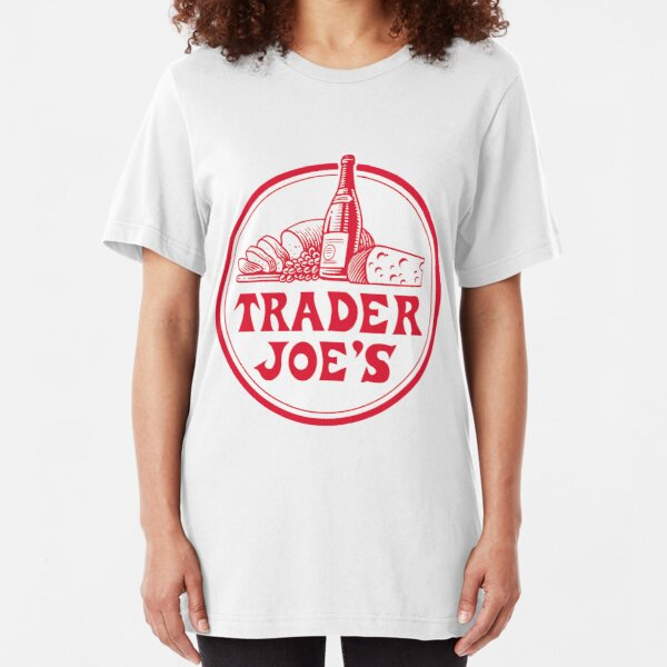 Trader Joe's Grocery Store Slim Fit T-Shirt