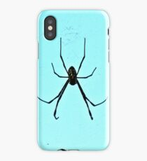 Spider, man. iPhone Case/Skin