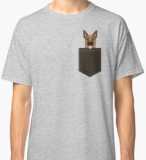 Skylar - German Shepherd gift ideas for dog person and dog people gifts Classic T-Shirt