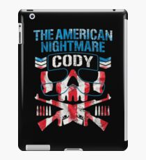 the american nightmare iPad Case/Skin