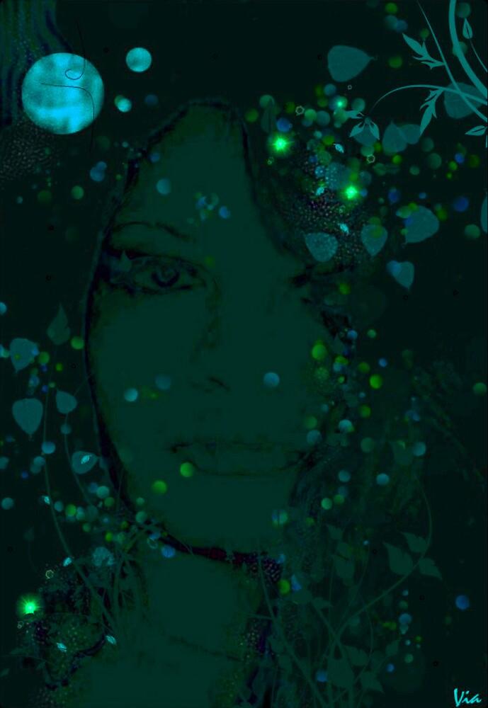 The Dreamer by Via Violet