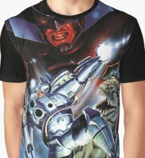 Turrican III Payment Day Graphic T-Shirt