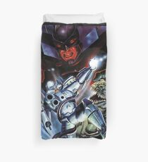 Turrican III Payment Day Duvet Cover