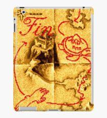 Golden Axe Map iPad Case/Skin