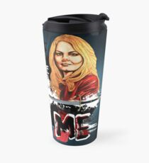 Emma Swan - The only one who saves me is me Travel Mug