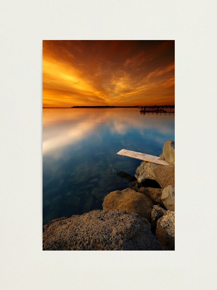 Alternate view of Walk the Plank Photographic Print