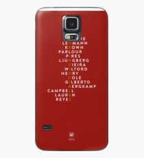 Arsenal Invincibles Case/Skin for Samsung Galaxy