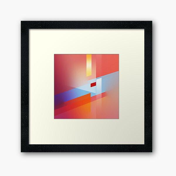 Potential Energy II Framed Art Print
