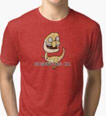 HoCo DiNo Tri-blend T-Shirt
