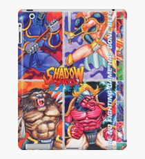 Shadow Force (Flyer Art) iPad Case/Skin