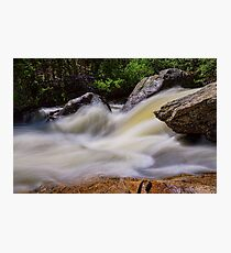 Rocks and Rapids Photographic Print