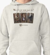 Unnatural Vice T, light backgrounds Pullover Hoodie