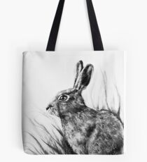 The Wild Hare Tote Bag