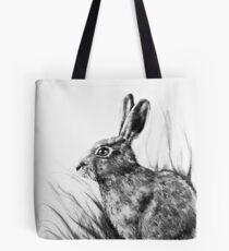 The Wild Hare Tote Bag