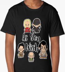 As You Wish Long T-Shirt