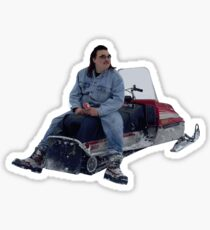 LARRY ENTICER Sticker