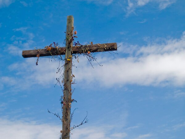 Welcome to the Cross by Jason Mullikin