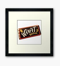 What Bar? OSW Review Framed Print
