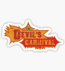 The Devil's Carnival Sticker