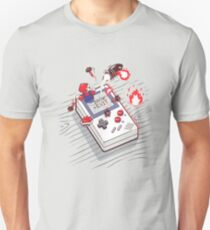 Super Mario - Game Boy T-Shirt