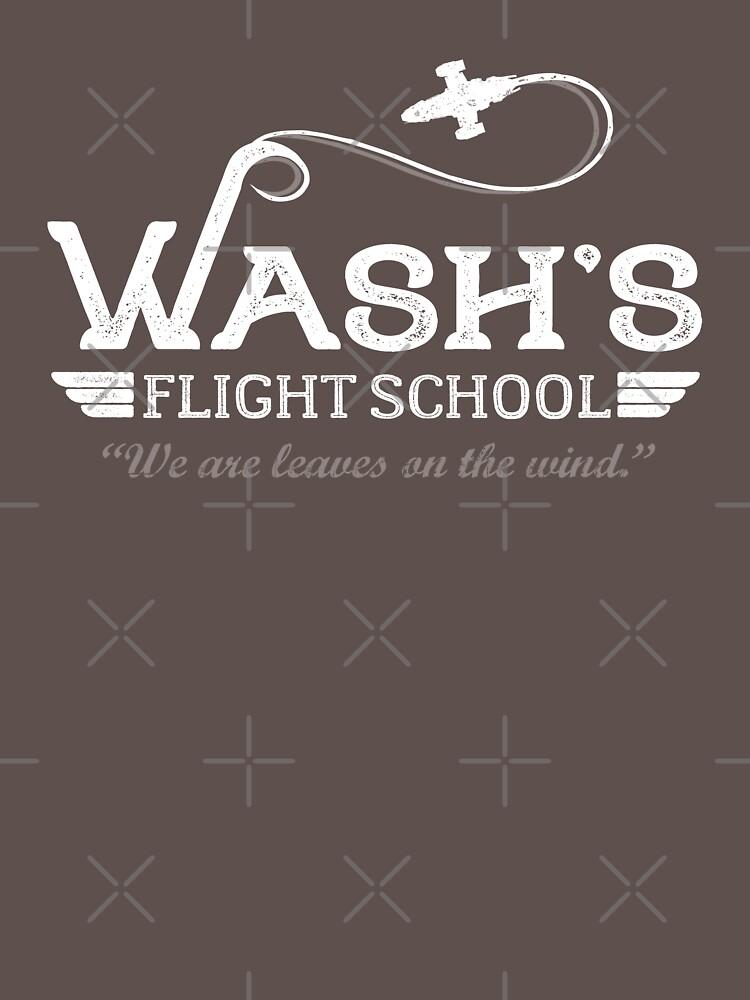 Wash's Flight School by ninthstreet