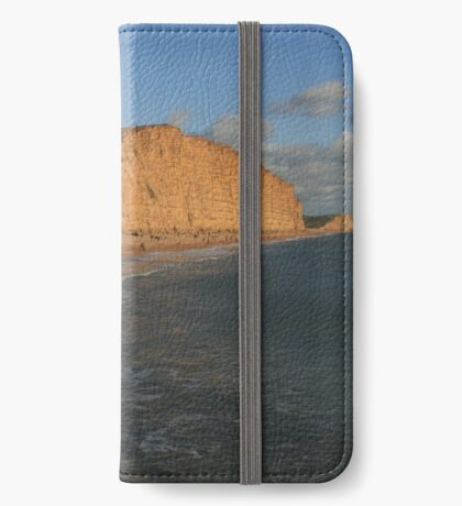 East Cliff, West Bay iPhone Wallet