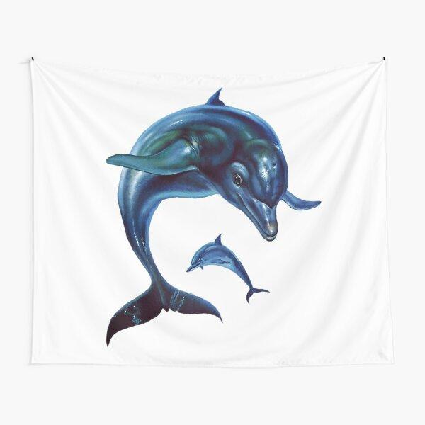 Ecco le dauphin Tentures