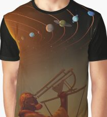 Galileo Galilei - The 50 Greats Graphic T-Shirt