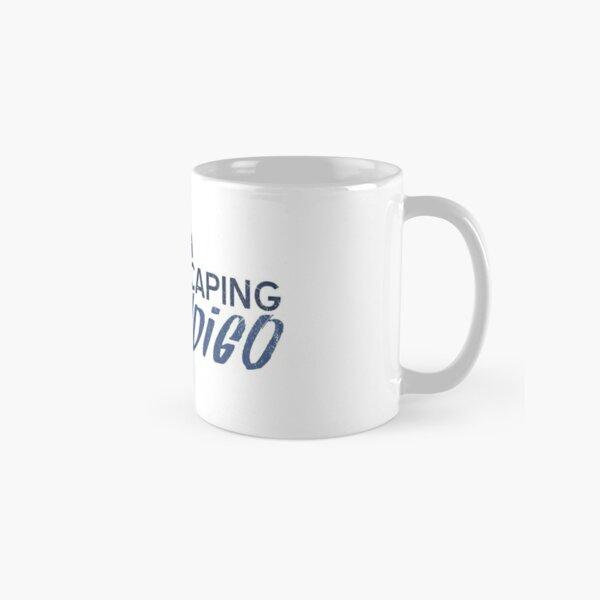 Escaping Indigo Maze Band Logo (distressed look) Classic Mug