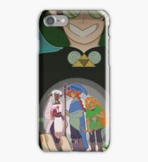 The DM and His Players iPhone Case/Skin