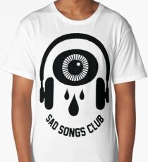 Sad Songs Club Long T-Shirt