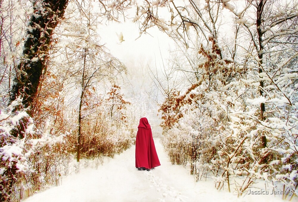 Into the Woods by Jessica Jenney