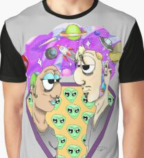 Spaced Graphic T-Shirt