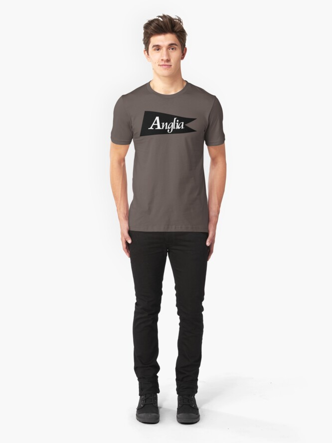 Alternate view of NDVH Anglia Slim Fit T-Shirt
