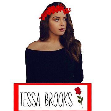 Tessa Brooks by Randomlaurmau