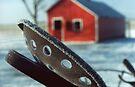 Antique Plow by Dawne Olson