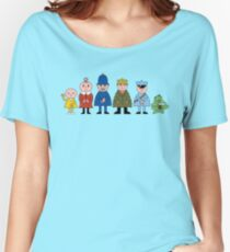 NDVH Bod and friends Women's Relaxed Fit T-Shirt