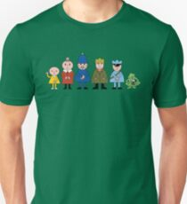 NDVH Bod and friends Unisex T-Shirt