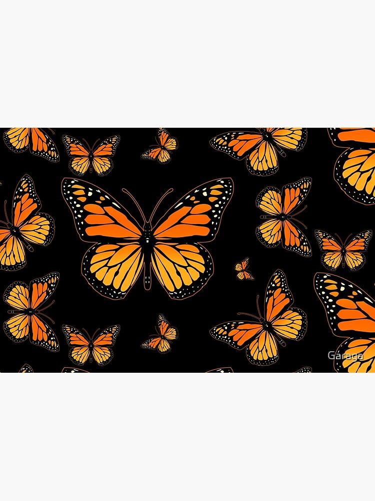 Monarch Butterfly Rapsody by Garaga