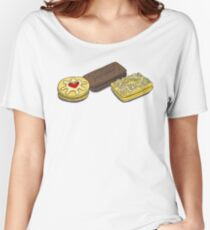 Biscuits Women's Relaxed Fit T-Shirt