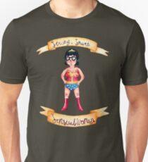 Strong. Smart. Sensual. Unisex T-Shirt